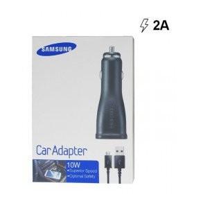 Cargador de coche Samsung Orig. 2A