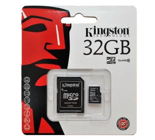 Tarjeta SD 32 GB Clase 10