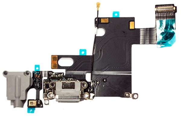 Conector de Carga iPhone 6 / Micrófono iPhone 6 / Salida Audio Jack