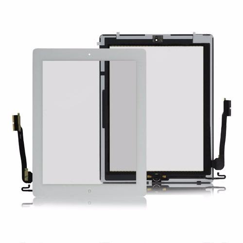 Reparación cristal / táctil iPad 4