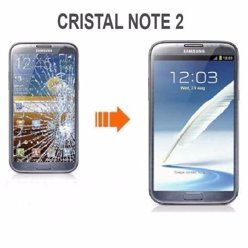 Cristal Samsung Galaxy Note 2