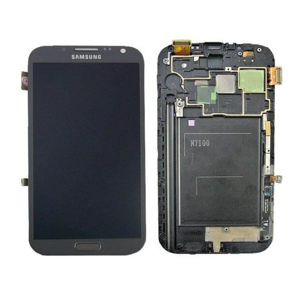 Pantalla completa Samsung Galaxy Note 2