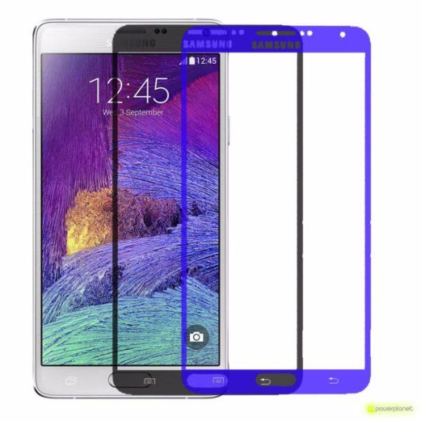Cambio de cristal Pantalla Galaxy Note 4