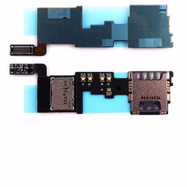 Lector SIM y Micro SD Galaxy Note 4